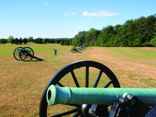 Gettysburg tour attracts the U.S. history lovers (photo courtesy of Teras Cassidy)