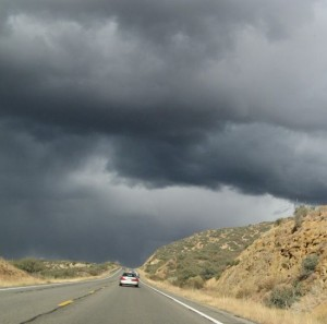 Back way to Prescott through Skull Valley