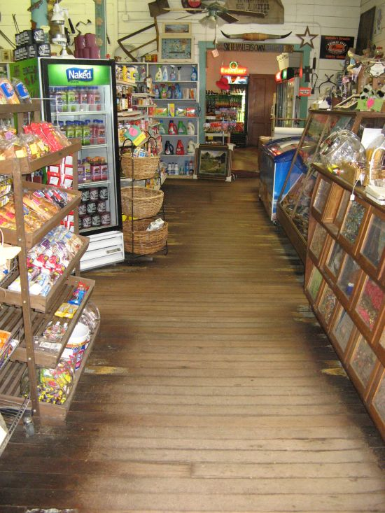 Amazing variety of goods at Skull Valley General Store