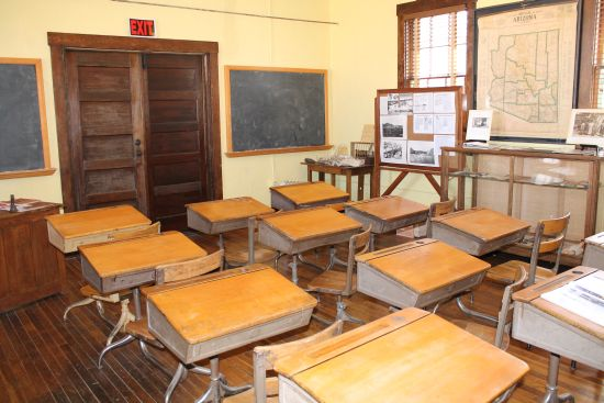Fairbank's schoolhouse, restored in 2007, will be open Saturday for Fairbank Day